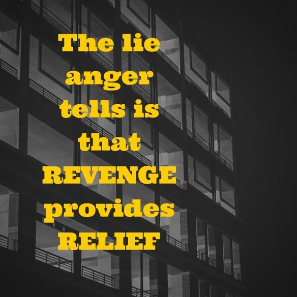 lie anger tells